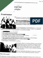 CP Frontrunner 2007