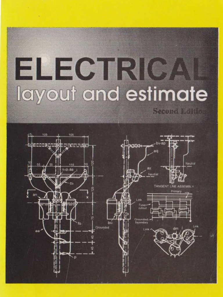 Electrical Layout and Estimate 2nd Edition by Max B Fajardo Jr