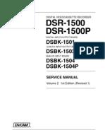 DSR-1500 Vol.2