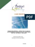 Rapport Case Orange - traduction intégrale en français