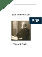 Moretti Henrik Ibsen Kapitalizm NLR