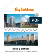 Big Dutchman Gefluegelhaltung Schweinehaltung Poultry Production Hog Production Silos and Augers Es
