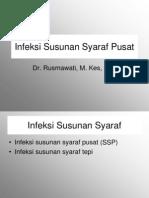 Infeksi Susunan Syaraf Pusat