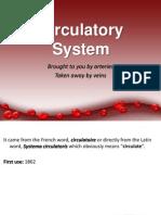 Comparative Anatomy  - Circulatory System
