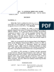 G Holdings vs. Natl Mines RTC TRO Against Labor Execution Based on 3rd Party Claim