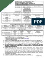 Exam Notification DEC 2012