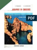 Géographie CE1-CE2 Ma géographie en couleurs Valette-Personne-Lechausée