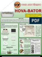 HOBA VATOR MANUAL EN ESPAÑOL