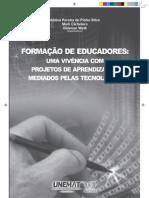 formação de educadores - livro
