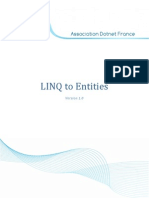 LINQ to Entities (Dotnet-france)