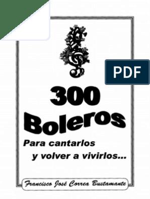 Letras De Voleros Entretenimiento General Ocio