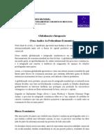 Globalização e Integração (Uma Analise Ao Federalismo Economico)