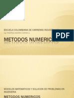 Metodos Numericos - Parte 1