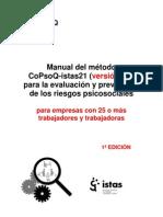 Manual Metodo
