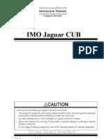 Imo Cub Manual