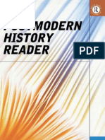 Keith Jenkins the Postmodern History Reader Routledge Readers in History 1997