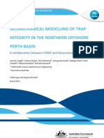 Geomechanical Modelling of Trap Integrity