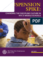 NYC MiddleSchools Report