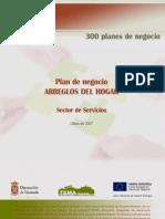 Plan de Negocio Arreglos Del Hogar