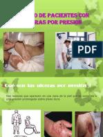 Cuidado de Pacientes Con Ulceras Por Presion