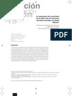 Dialnet-LaEvaluacionDeLaEscrituraEnElMarcoDeUnConcursoDelT-3661398