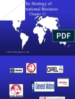Strategy of International Business