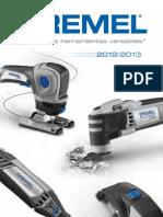 Dremel Catalog 2013_SP