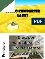 Cómo compartir  la fe II IBE Callao