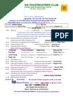 TTC 2007 Agenda0202