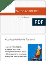 REFORZANDO ACTITUDES