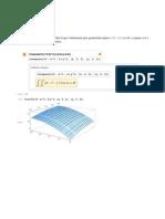 Exemplo 01 - Mathematica