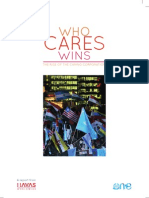 Who Cares Wins – The Rise of the Caring Corporation
