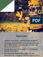 Questionário Wall-e