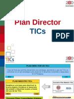 Plan Director TICs