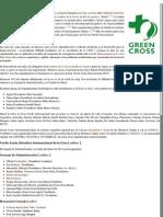 Green Cross Internationa..., La Enciclopedia Libre