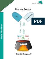 Pharma Sector - Dolat