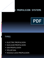Electric Propulsion