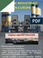 Regi Uni Industrial Ed in Europa