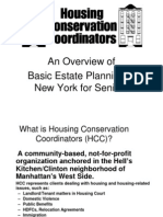 An Overview of Basic Estate Planning in New York for Seniors