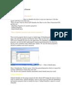 Object Identification Process