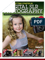 Getting Started in Dslr Photography