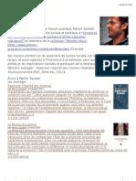 Patrick Savidan - Raison-publique.fr