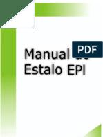 Manual Do Estalo EPI