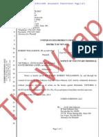 Gunvalson Lawsuit