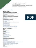 Sistema Elétrico - Cartilla de solucion de problemas