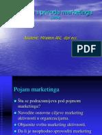 2 Pojam i Priroda Marketinga I