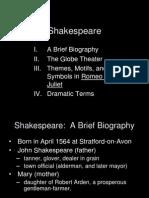 Shakespearean Drama