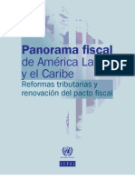 Panorama Fiscal CEPAL