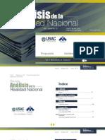 Revista Análisis de la Realidad Nacional, No. 32