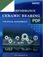 CeramicBearing Catalogue